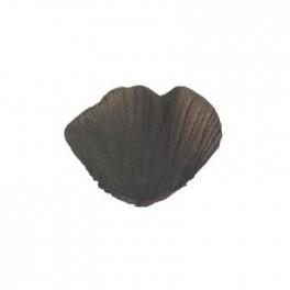 100 pétales tissus noires