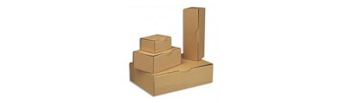 Carton, boîte postale