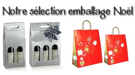 Emballage Noël