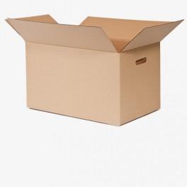 Carton déménagement renforcé avec poignées 550x350x300 cm